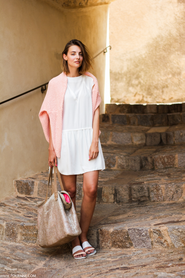LITTLE WHITE DRESS (POLIENNE) | Olives, Little white dresses and Bags