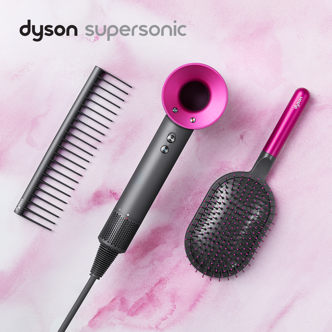 Stand Out With The Superior Styling Of The Dyson Supersonic Hair Dryer Gift Set Learn More Hair Tools Natural Curls Hairstyles Hair And Nails