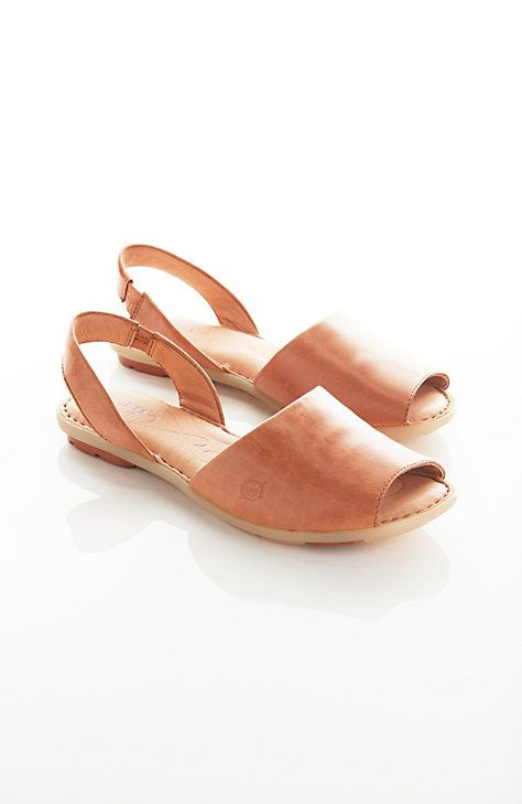 b12d863fd Born® Trang Menorca sandals
