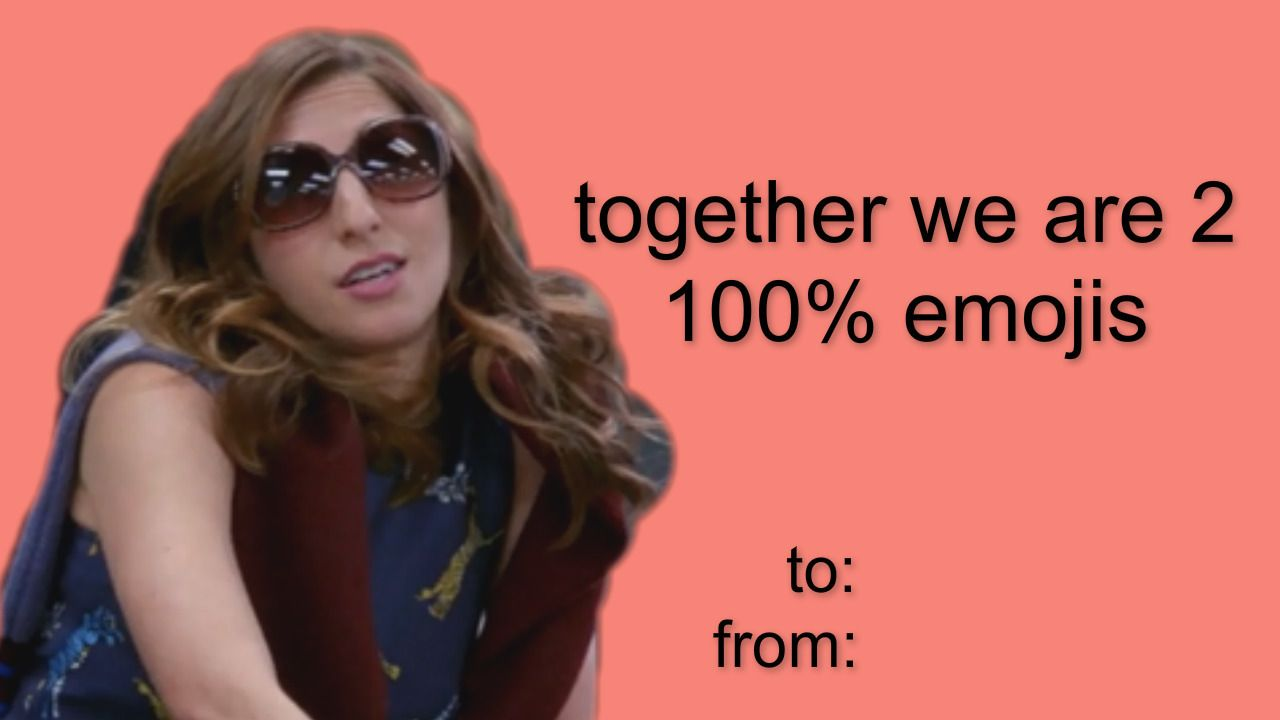 Image Result For Brooklyn 99 Valentine Card