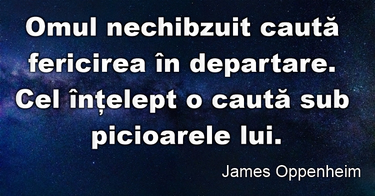 Citat cauta omul)