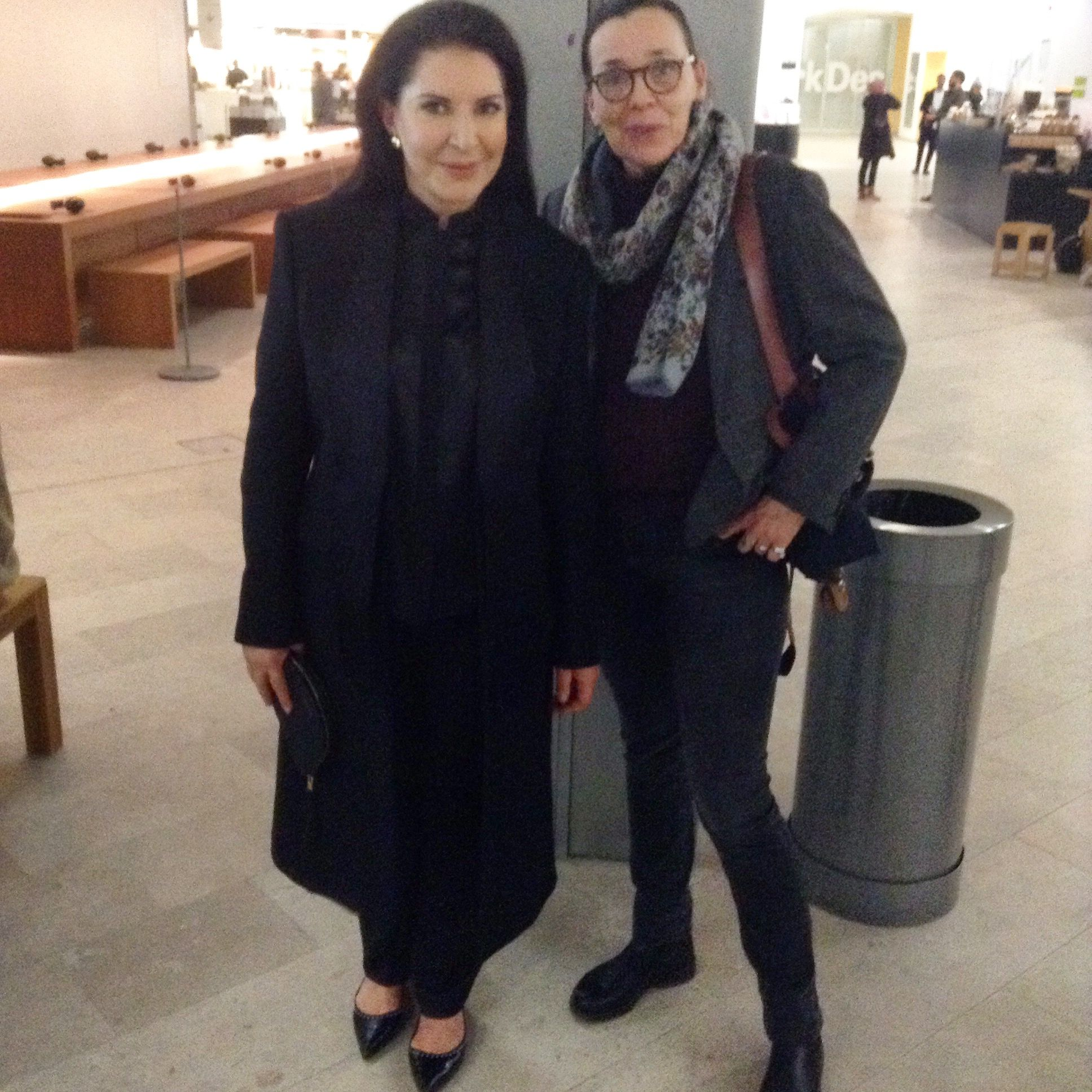 Marina Abramovic, Kyra Matustik