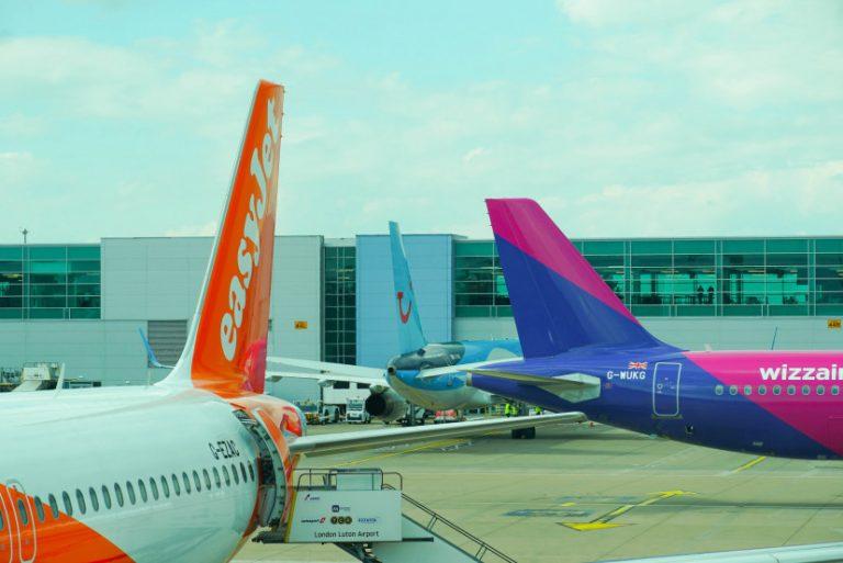 London Luton Airport marks its busiestever April London