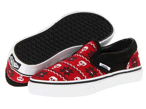 Vans Kids Classic Slip-On (Little Kid Big Kid)  0f79ea2db