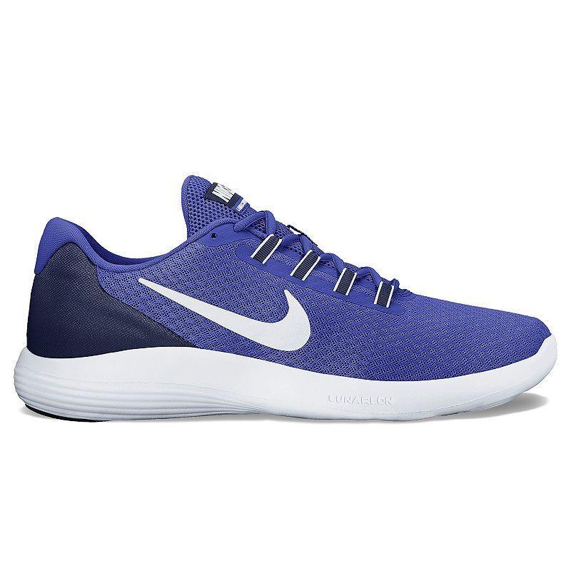 buy popular 00049 0ee02 Nike LunarConverge Men s Running Shoes, Size  11.5, Blue