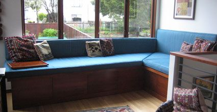 Large Window Seat Cushions 8 Feet Wide 39 Inches Deep