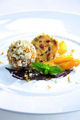 Pralina di Panettone Loison con cioccolato bianco e buccia di arancia | Ricetta di chef Herbert Hintner || #ricette #InsolitoPanettone