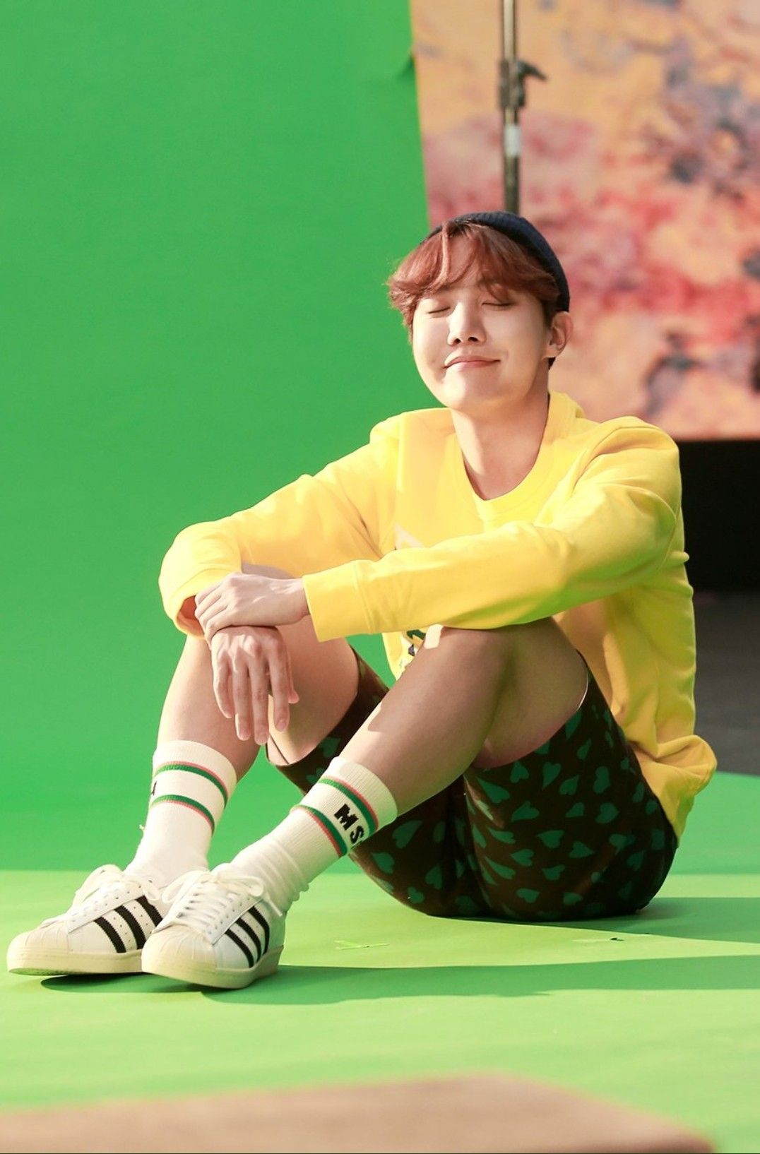 Okay. But does Hobi know John Cena loves him??? Cause like... I would love to see them meet each other.