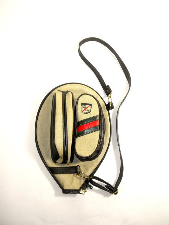 ABC Wide World of Sports Tennis Racket Bag by PacificWonderland, $25.00
