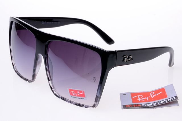 ray ban sunglasses outlet  Ray-Ban Square 2128 Black Frame Gray Lens RB1062 [RB-1074 ...