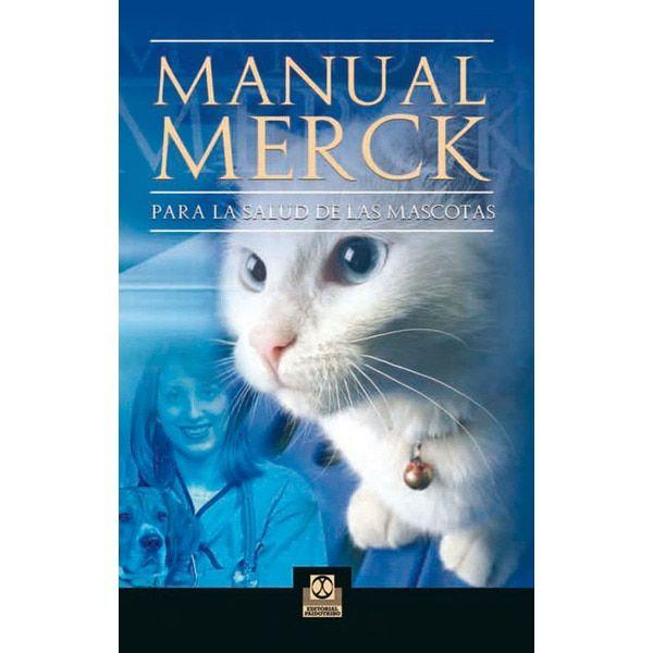 Manual merck par la salud de las mascotas (cartoné y bicolor) (Tapa blanda)