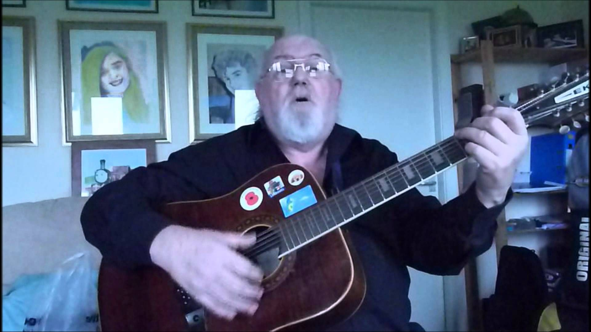 12 String Guitar Maggie May Including Lyrics And Chords Gitr