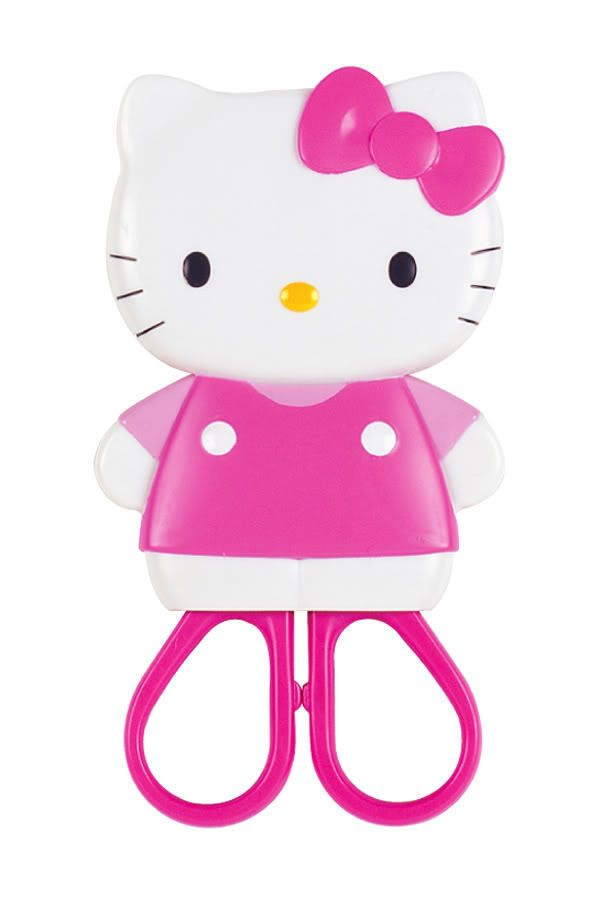 Sanrio Hello Kitty Pink Safety Scissors 100 Authentic