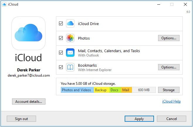 Download iCloud for Windows - Apple Support | animals | Windows 10