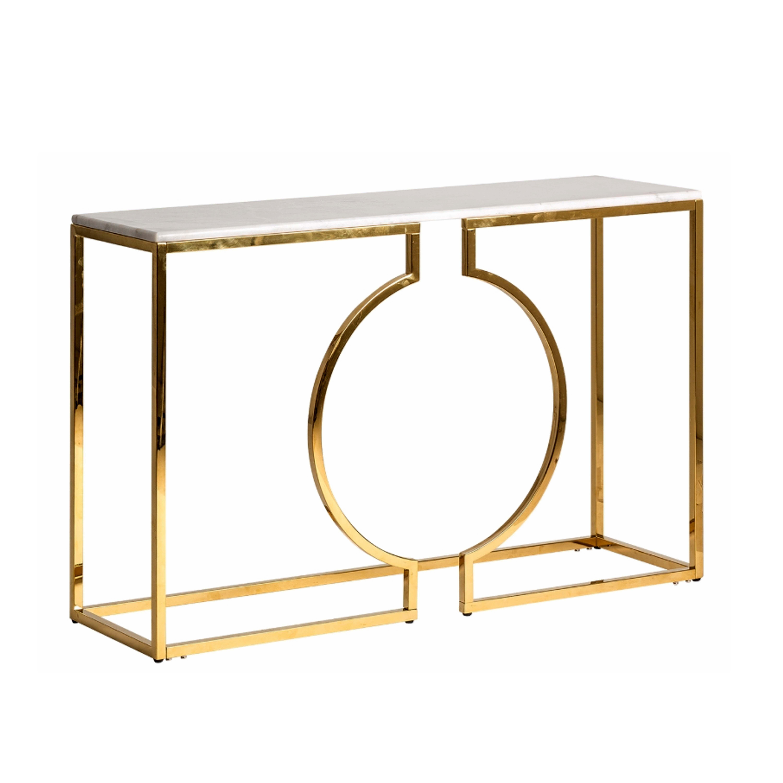 Console Lect Noir Doree Style Art Deco Console Table Table Gold Paint Colors