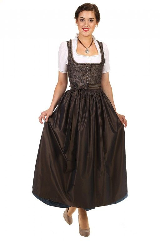 dirndl lang braun pillersee hammerschmid tracht pinterest dirndl lang dirndl und braun. Black Bedroom Furniture Sets. Home Design Ideas