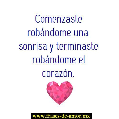 Image Result For Frases De Amor Cortas El Amor Pinterest Love