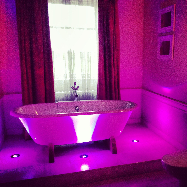 Bathroom Mood Lighting Ltg Schemes