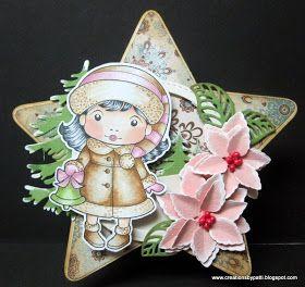 Creations by Patti: LLC Retreat Christmas Bell Marci Star Box