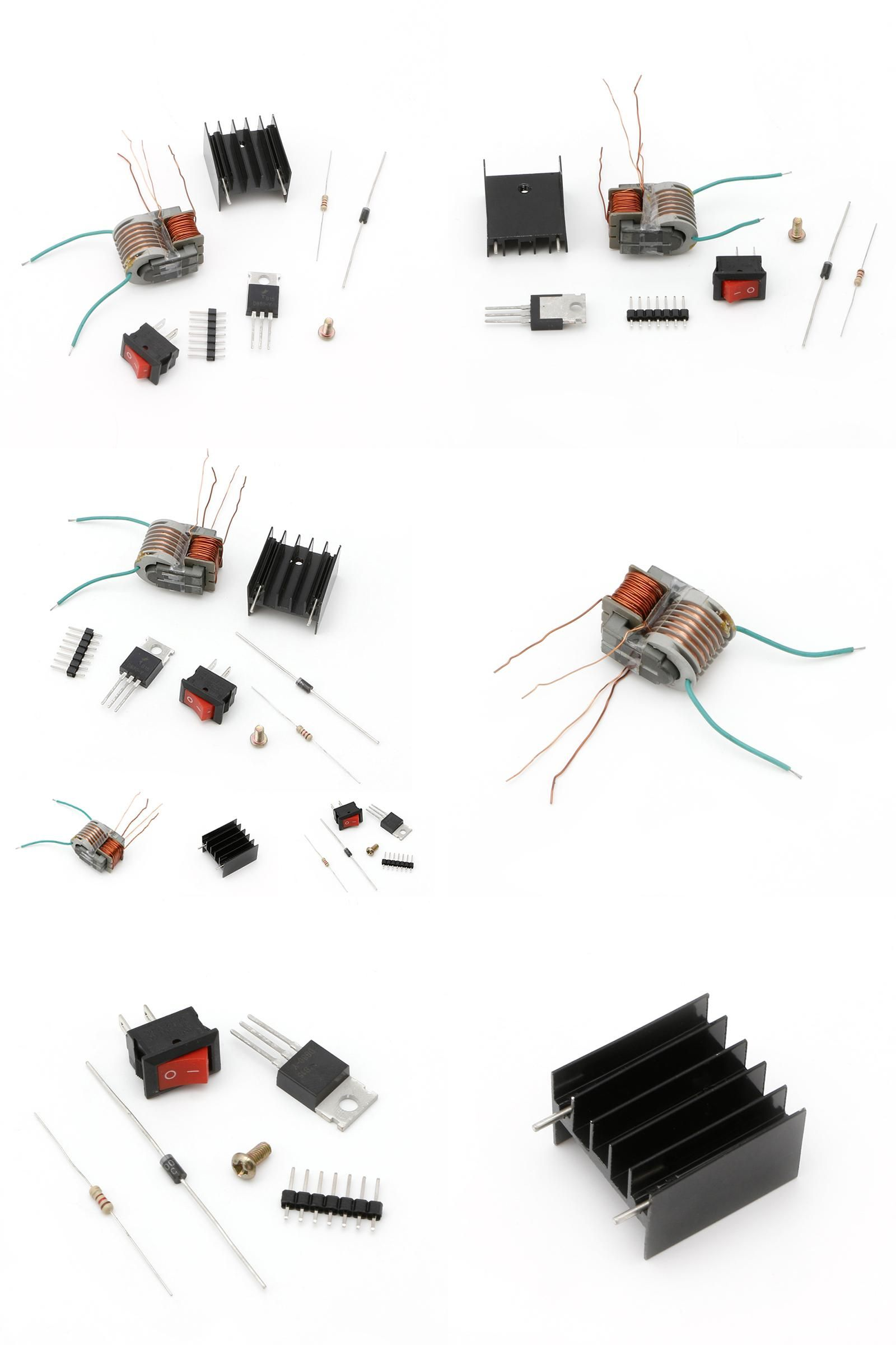 DC High voltage Generator Inverter Electric Ignitor DIY Kit for