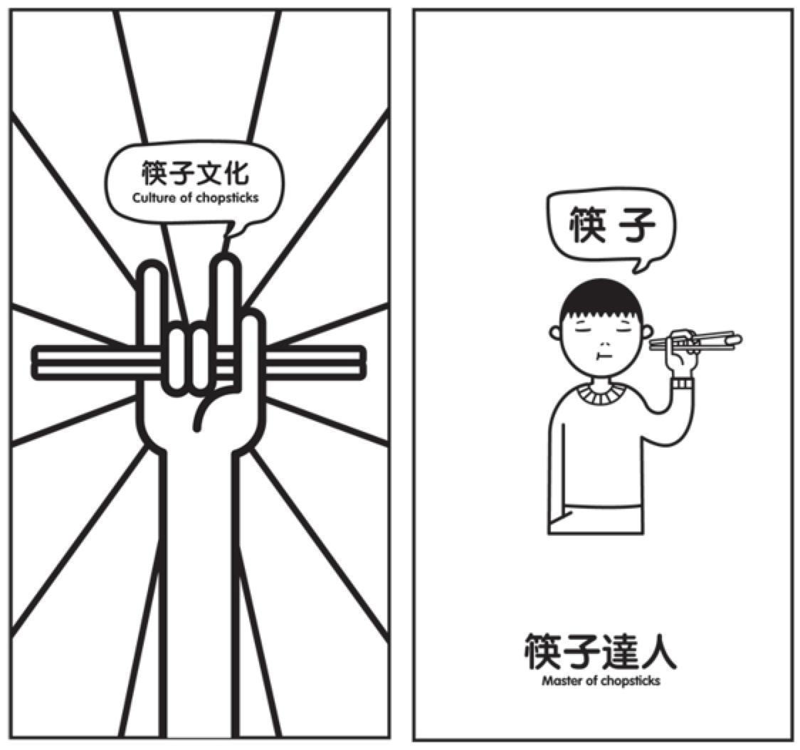 Master of Chopsticks / by Yong Wen Yeu