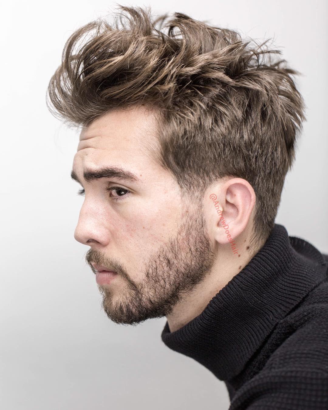 Medium Length Haircuts For Men 2018 Update Son Styles Medium