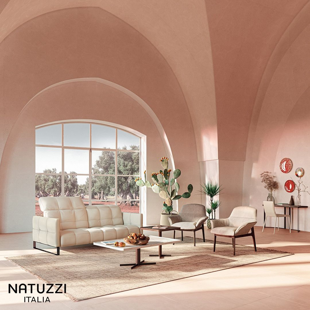 Natuzzi Contemporary Sofas Bright Colors And Shapes Mark Both Our A Contemporary Designers Furniture Contemporary Furniture Design Furniture Design Contemporary Sofa