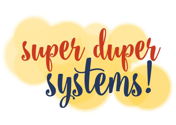 Systems, and the tools that help create them, can make a huge difference when you're running a small business!