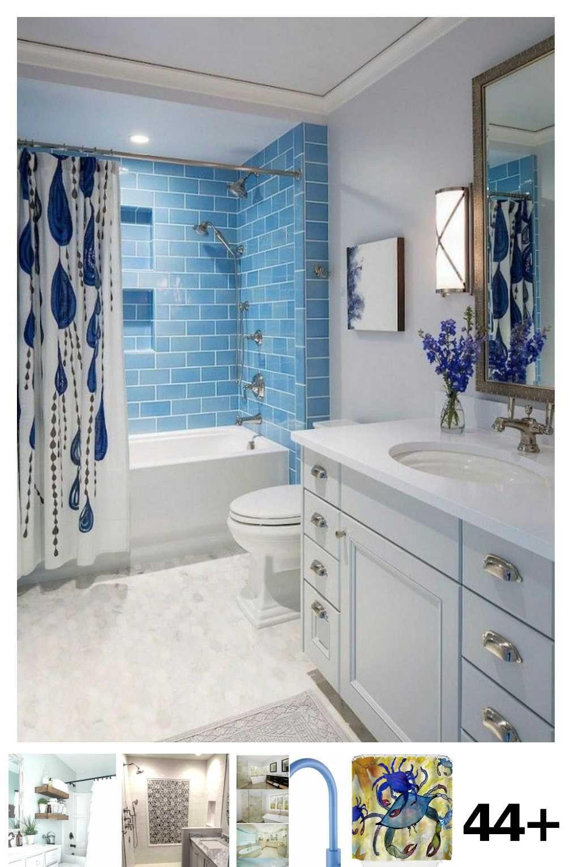 44 Bathroom Blue Beige Ideas In 2020 Diy Bathroom Remodel Blue