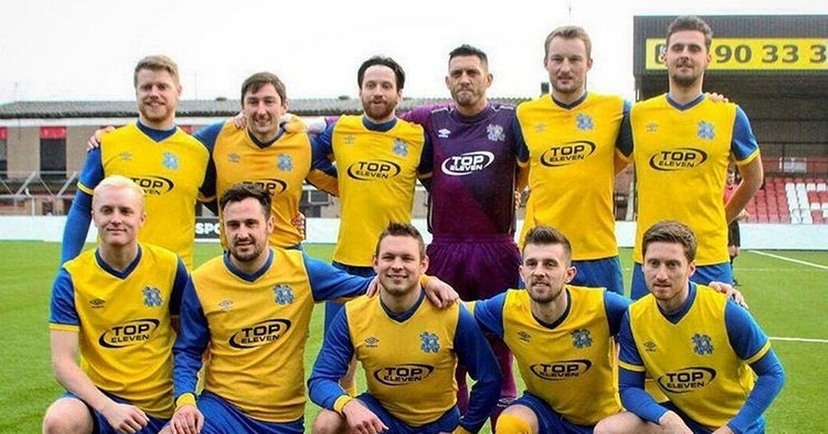 YouTube football team Hashtag United has a BIG