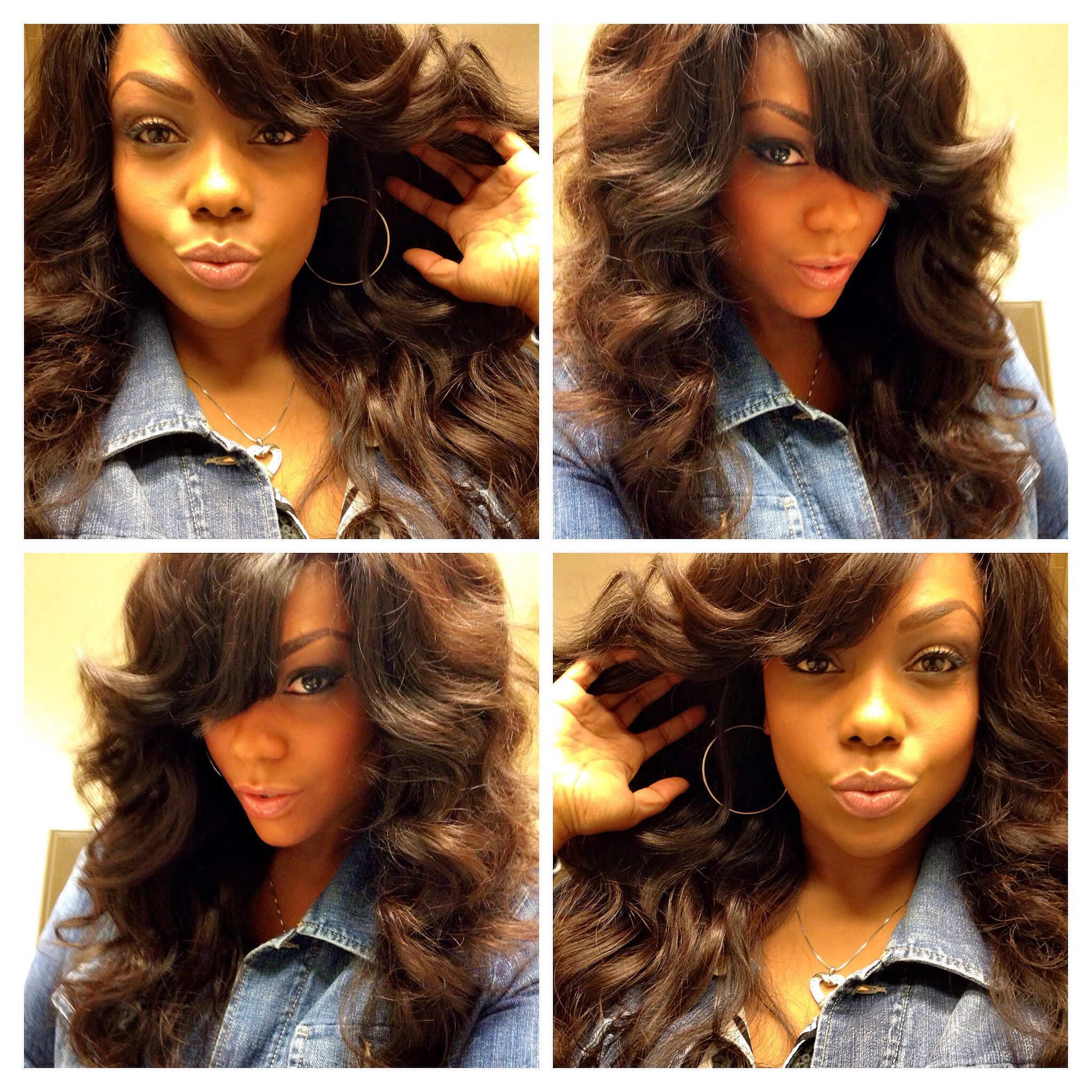 brazilian body wave from ccjbeautydirect. 20,16,14 inches. love it