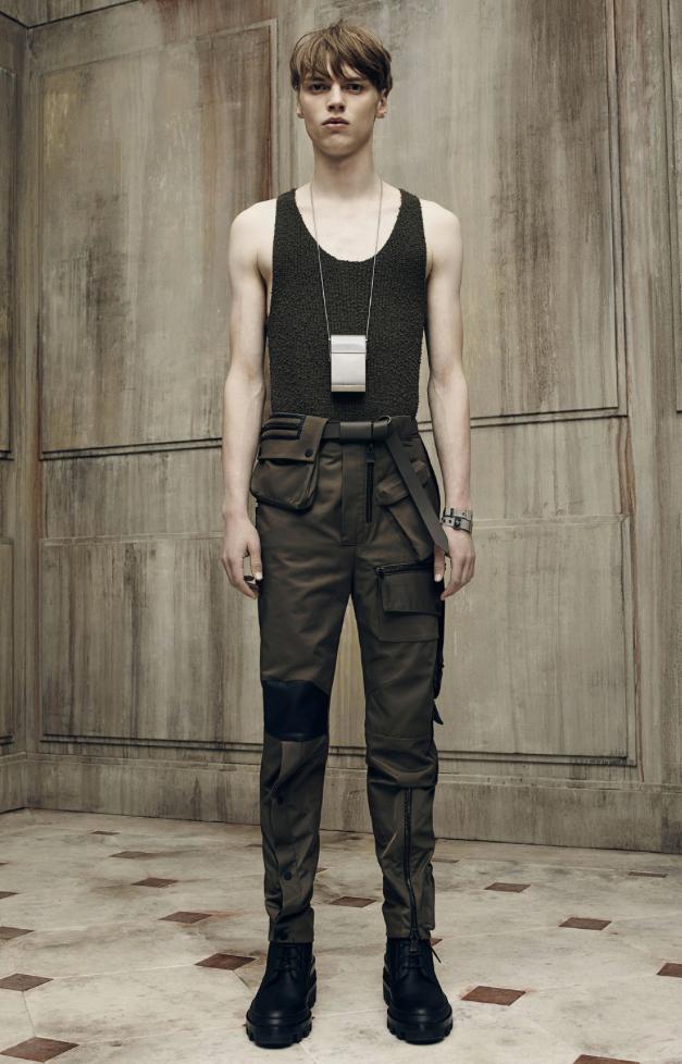 LOUIS for #Balenciaga #Menswear #SS16 #Lookbook #boommodels #models #malemodels #style #Paris #Milan #outfit #cool #boy