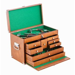 Wood Craft Machinist Cabinet Hardware Toolbox Chest Drawer Tool Box  International Industries, LLC, NumberOfItems   ProductGroup   Home  Improvement, ...