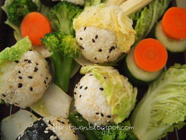 Pin Di Sushi