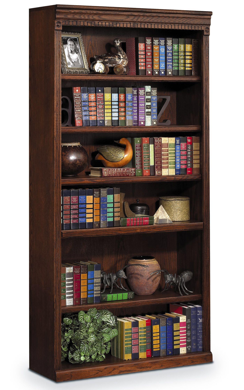 Huntington Oxford 72 Bookcase Wood Bookcase Martin Furniture