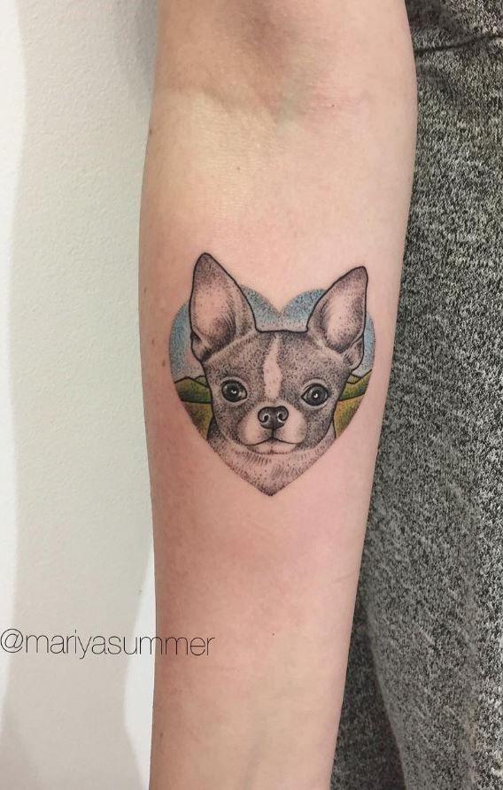 30 Unique Animal Tattoo Designs Unique Animal Tattoos Dog Tattoos Tattoos For Dog Lovers