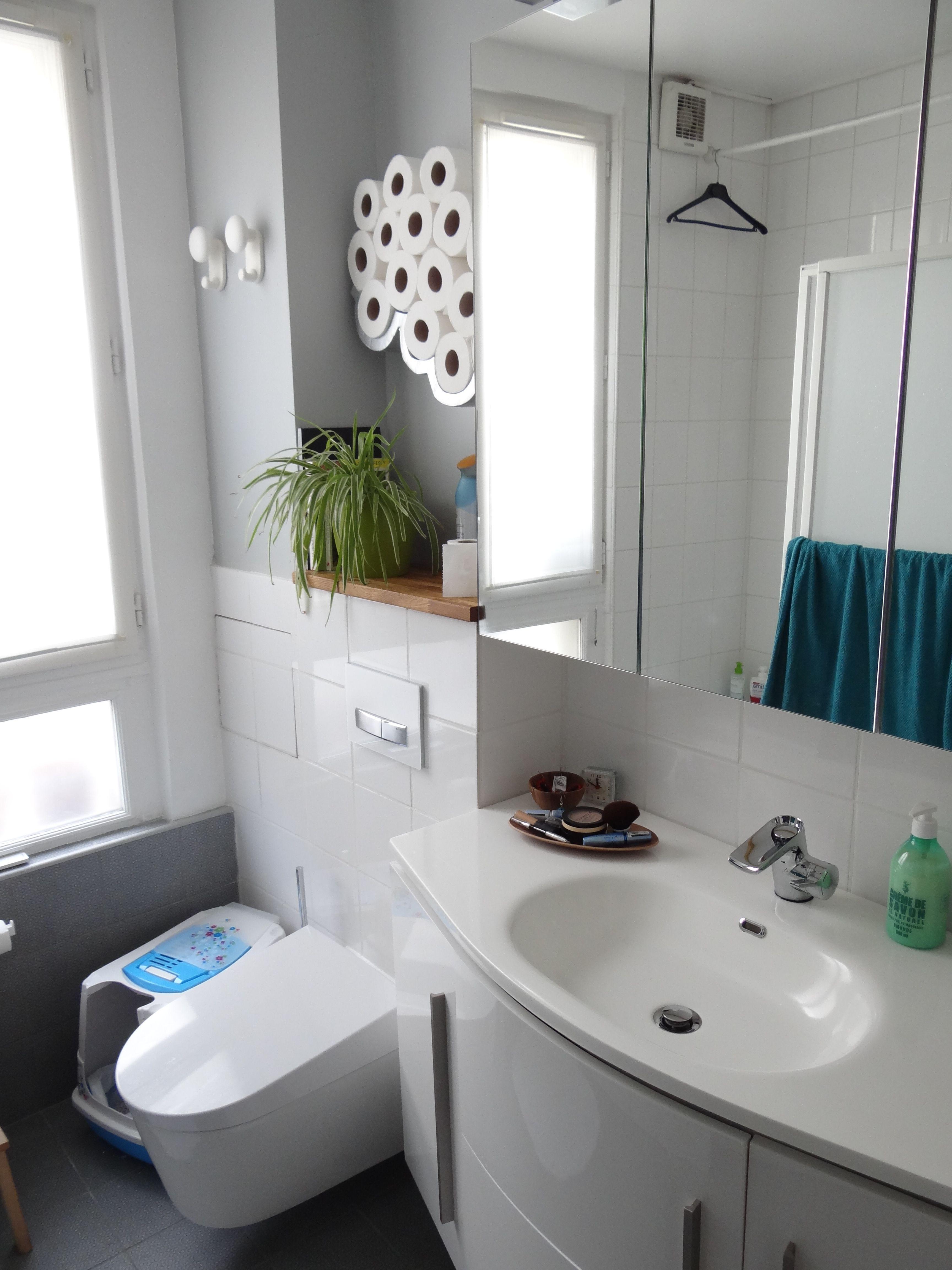 Meuble vasque SANIJURA modèle Soon en 110 cm Toilette GEBERIT ...