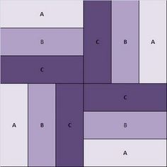Easy Block Quilts for Beginners | Free Beginners Quilt Block ... : easy quilt blocks free - Adamdwight.com