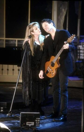 Stevie Nicks and Lindsey Buckingham | Fleetwood Mac ... |Stevie Nicks And Lindsey Buck