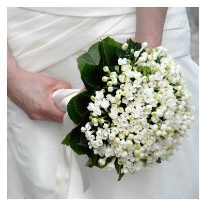 Bouquet Sposa Fiori D Arancio.Buvardia O Fiori D Arancio I Said Yes Bouquet Nel