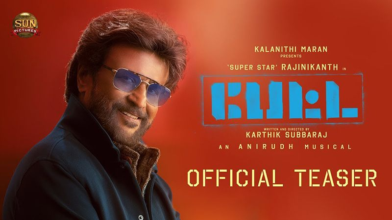 Superstar Rajinikanth Petta – Official Teaser