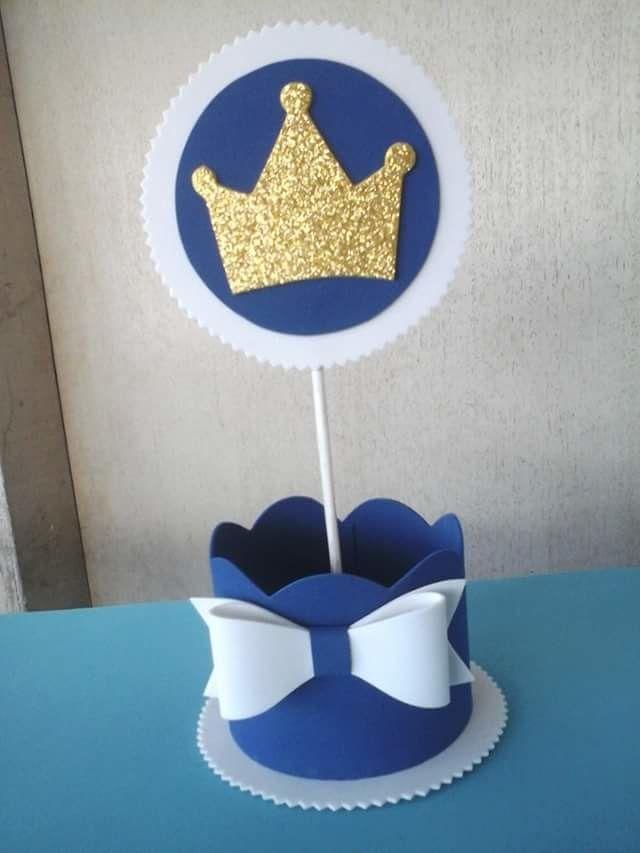 bolos,realeza,coroa,principe,festa infantil,decoração festa  infantil,decoração
