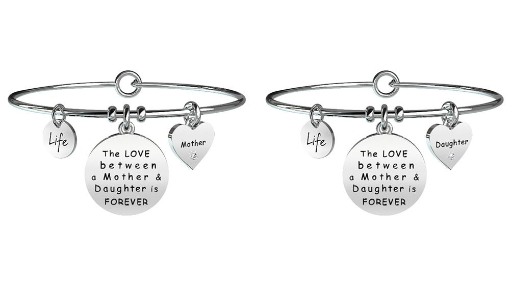 anello mamma e figlia pandora