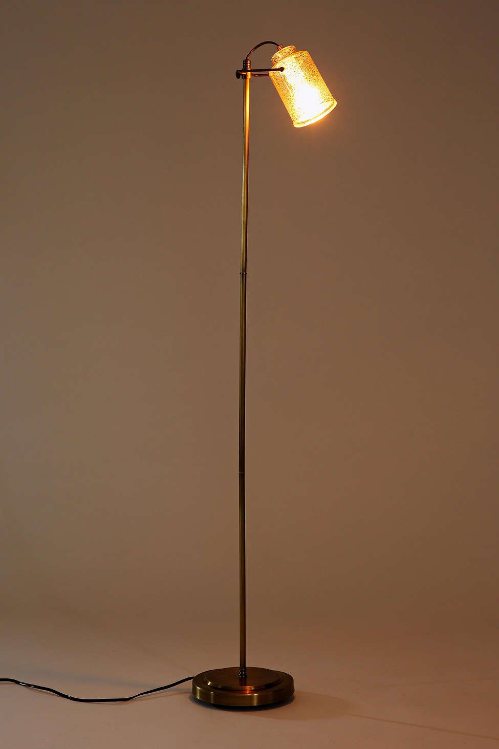 Celia Mercury Glass Floor Lamp