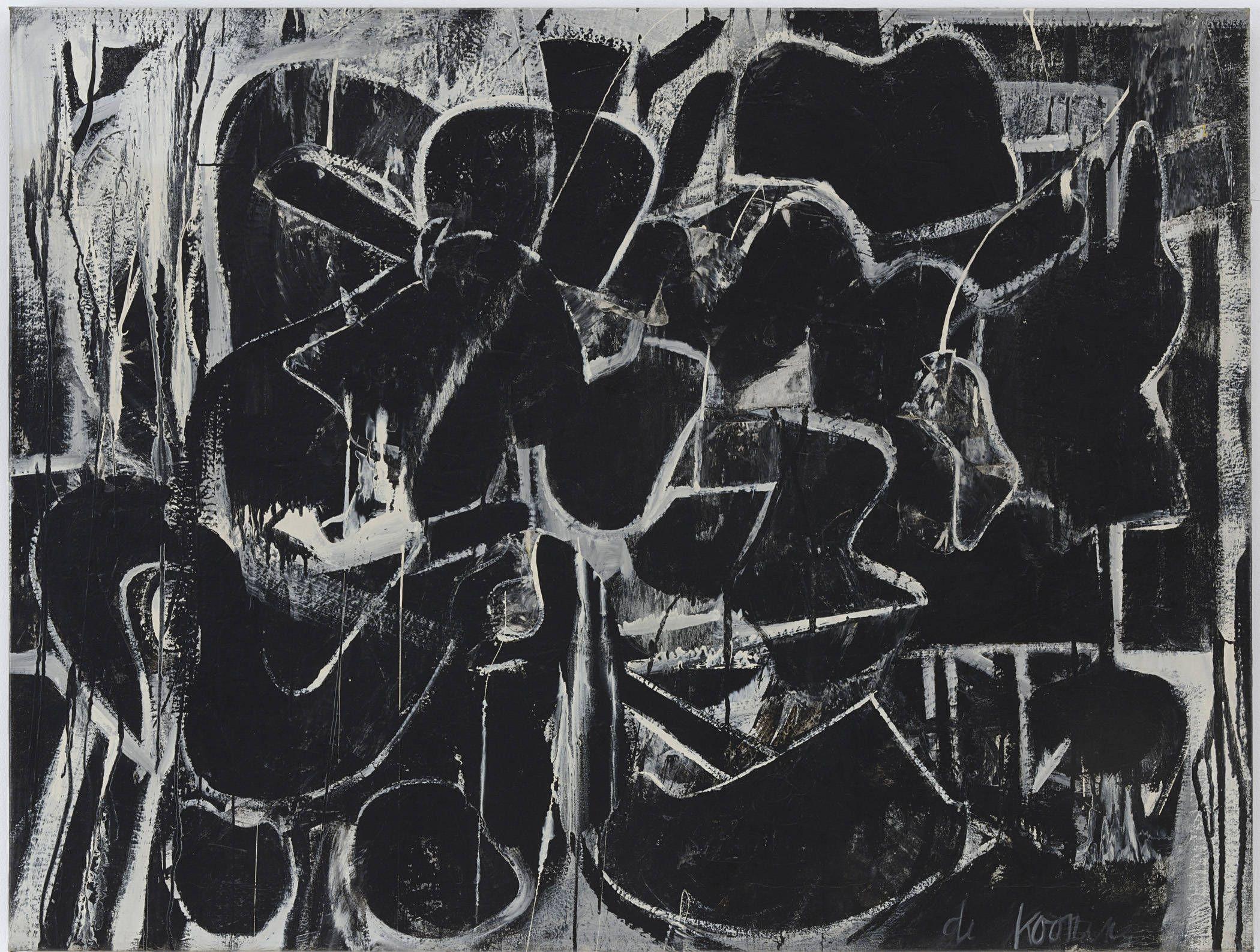 Artists In 60 Seconds Willem De Kooning
