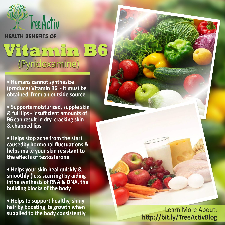 Vitamin B6 B6 Vitamin Benefits Vitamins Health