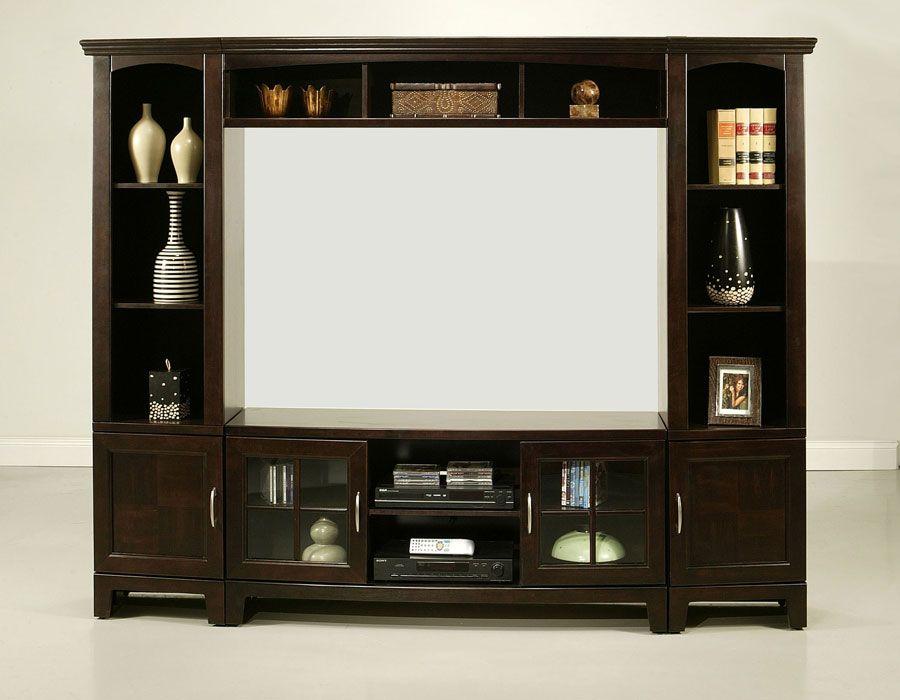 Muebles para televisor centro de entretenimiento pinterest - Muebles de televisor ...