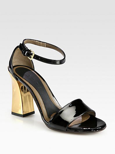 Marni Patent Leather Ankle Strap Sandals free shipping fake outlet tumblr sale outlet store outlet fake footaction 488Qm