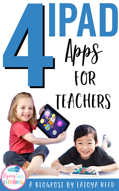 Ipad Apps For Teachers Flying Into First Grade Technology In The