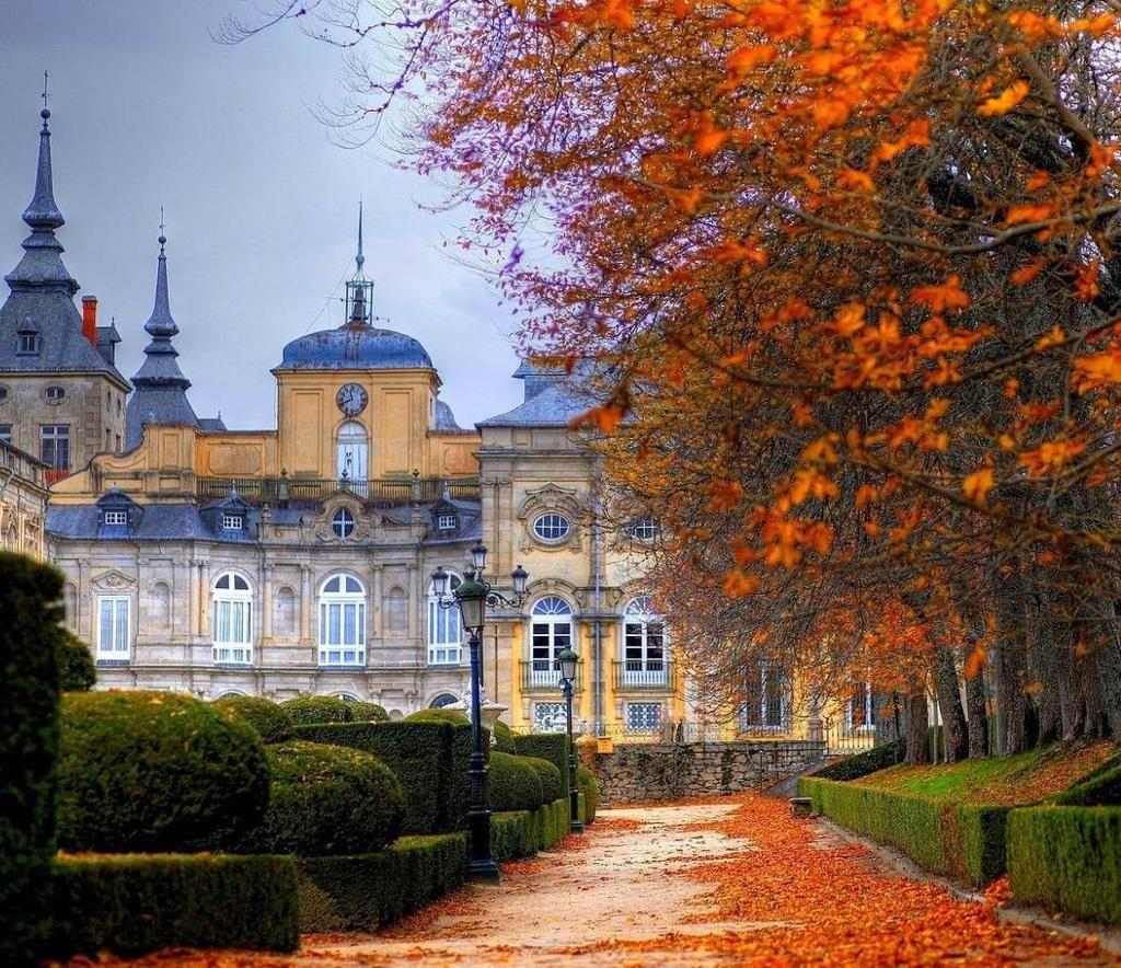 Royal Palace of La Granja de San Ildefonso, Segovia, Castile and León, Spain